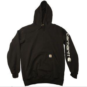 Brown carhartt hoodie